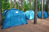 туристический лагерь — Стоковое фото