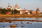 Solovetsky monastery — Stock Photo