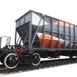 Goods wagon — Stock Photo #32207075