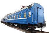 鉄道客車 — ストック写真