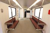 Metro vervoer — Stockfoto