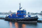 Towboat — Stock Photo