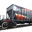Goods wagon — Stock Photo #32212765