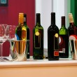 Wine bottles — Stock Photo #33203119
