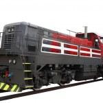 Lokomotive — Stock Photo #33203339