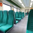 Stock Photo: Commuter train