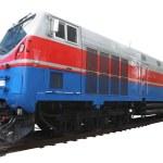 Lokomotive — Stock Photo #33204875