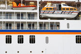 Cruise ship — Stock fotografie