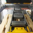 Roller conveyor — Stock Photo