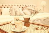 Interno camera da letto — Foto Stock
