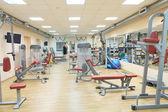 Urządzenia siłowni — Zdjęcie stockowe