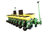 The image of agricultural machine — Stock Photo
