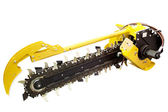 Cultivator — Stock Photo