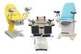 Gynecological chair — Stock Photo