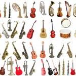 Постер, плакат: Musical instruments