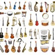 Musical instruments — Stock Photo #38062105