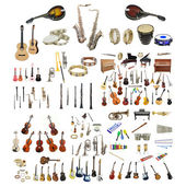 Music instruments — Stock Photo