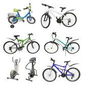 Bicicletas — Fotografia Stock