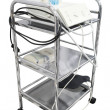 Medical movable table — Stock Photo #39205741