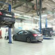 Stock Photo: Image of car repair garage