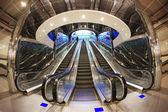 Escalator — Stockfoto