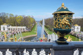 ペテルゴフ、ロシアで花瓶の画像, — ストック写真