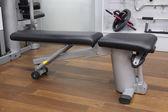 Gymnastik apparate — Stockfoto