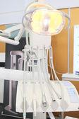 A dental drilling machine — Stock Photo