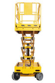 The image of lifting machine — Stock Photo