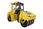 The image of road roller — Stockfoto