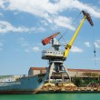 Harbour crane — Stock Photo #50403945
