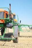 Zemědělské postřikovače — Stock fotografie