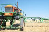 Agricultural sprayer — Stock Photo