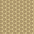 Vintage shabby background with classy patterns - Stock Photo