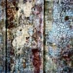 Fence weathered wood background — Stock Photo #14730091