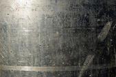 Foto del metal oxidado textura. aluminio — Foto de Stock
