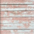 Background of weathered white painted wood — Stock Photo
