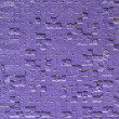 Stock Photo: Vintage lilac background brickwall