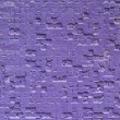 Royalty-Free Stock Photo: Vintage lilac background brickwall