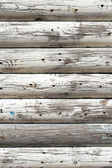 Grungy white background of natural wood — Foto de Stock