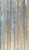 Blue old painted wooden fence, naturally weathered — Stock Photo