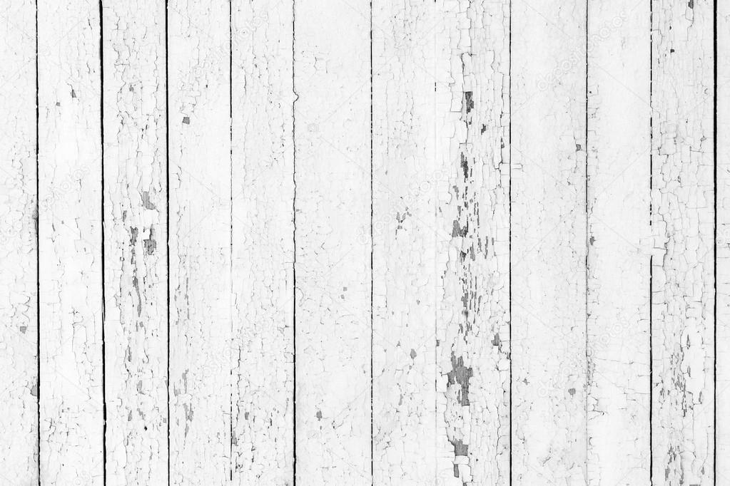 Vintage white background of natural wood old wall — Stock Photo ...