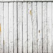 Stock Photo: Vintage white background wood wall, concept