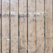 Yellow Wooden Plank — Stock Photo
