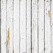 Vintage white background of natural wood old wall — Stock Photo #36024727