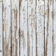 Vintage white background of natural wood old wall — Stock Photo
