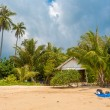 Stock Photo: Tropical beach house in Thailand