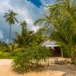Tropical beach house in Thailand — Stock Photo #35373703