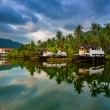 Стоковое фото: Beautiful hotel in tropics