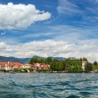 Panorama of Isola Bella — Stock Photo #13596473